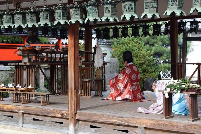 奈良豆比古神社 献芋祭2