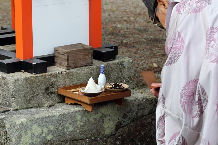 奈良豆比古神社 献芋祭4