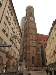Frauenkirche Muenchen