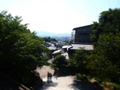 nahe Kiyomizu-dera Tempel