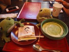 Cafe in Kioto