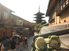 Turm in Yasaka
