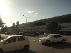 Hachijo Eingang der Kioto Hauptbahnhof