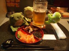 kleine Kneipe in Himeji