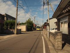 an der Hokkoku Strasse