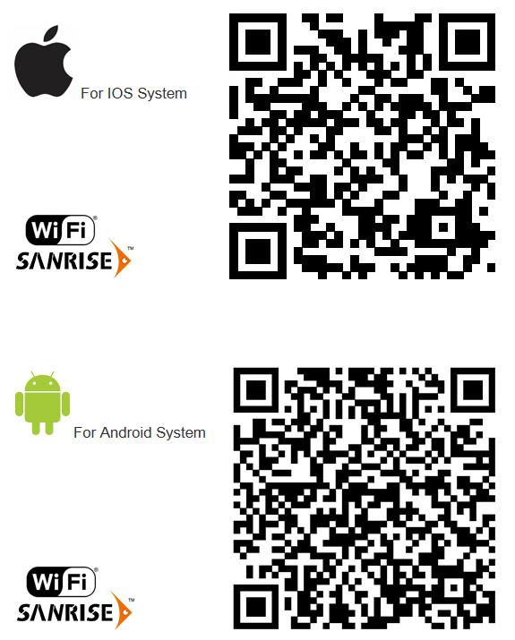 SANRISE Wi-Fi DL