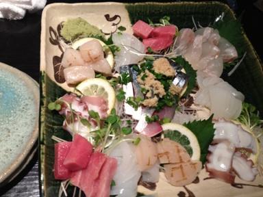都寿司 お造り