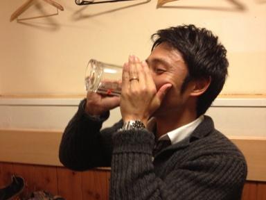 代表 朝鮮飲み
