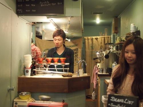 BRUTUS 742 コーヒー 猿田彦 the coffe shop3