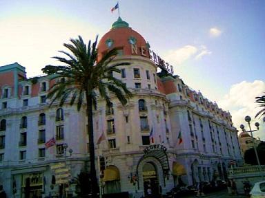 有名なホテル