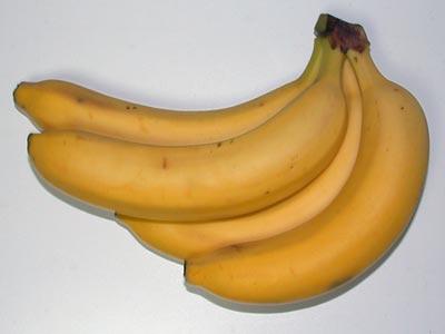 冷蔵庫でのバナナの保存方法