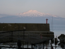 Primary Projection-鳥海山