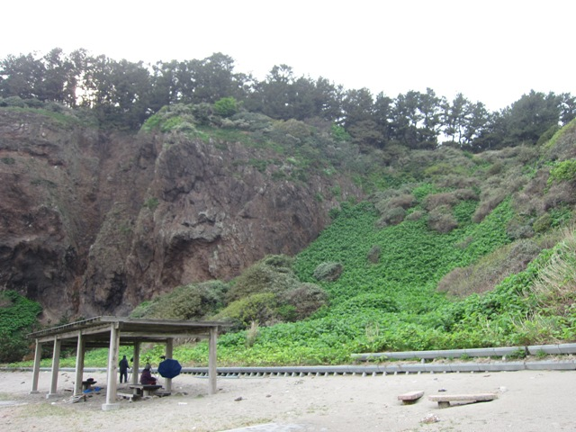 海水浴場 120518