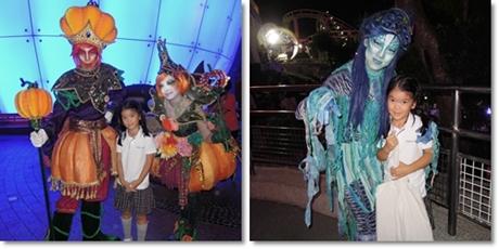 Ocean Park halloween