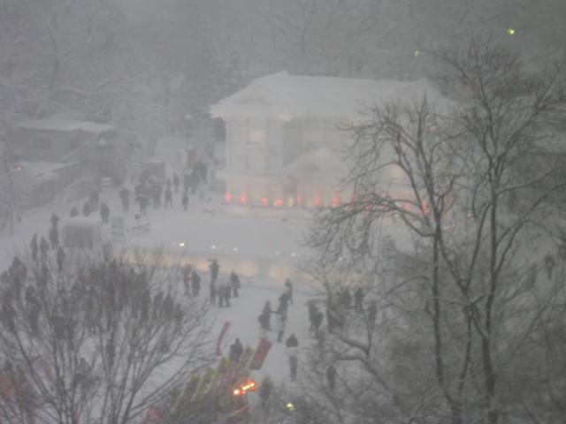 雪まつり2013 の1