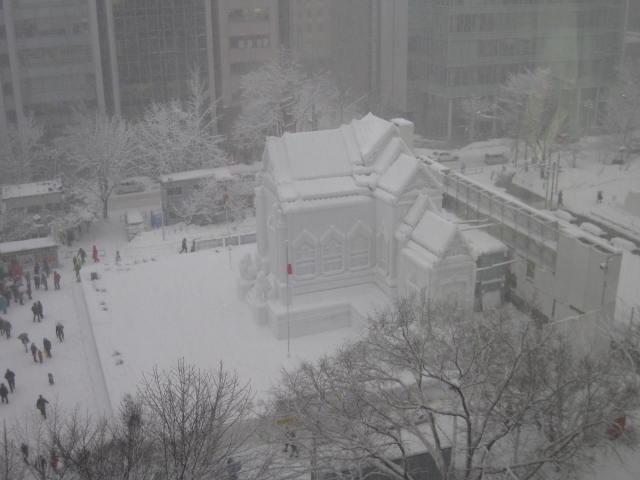 雪まつり2013 の2