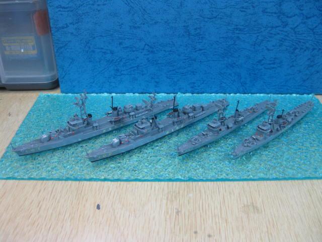 国産護衛艦 初代・・・
