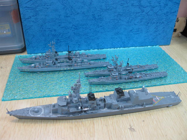 護衛艦 比較 時代