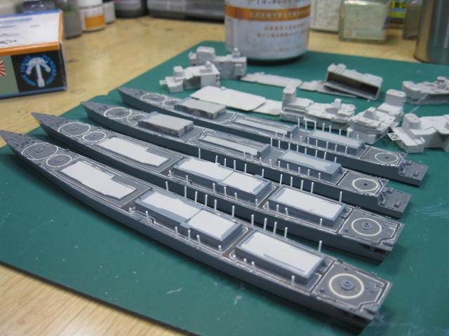 DD151 あさぎり型 の3