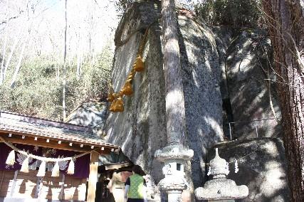 2013元旦石割神社