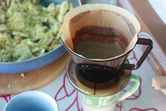 2014鉢ヶ崎海岸朝コーヒー