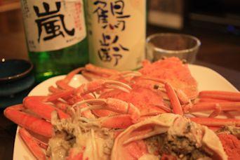 2014コセガニと日本酒