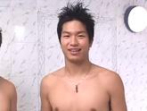 ゲイ動画:[男のプリケツ] 爽やかイケメンガン掘りピストンでGO !! 好帥哥