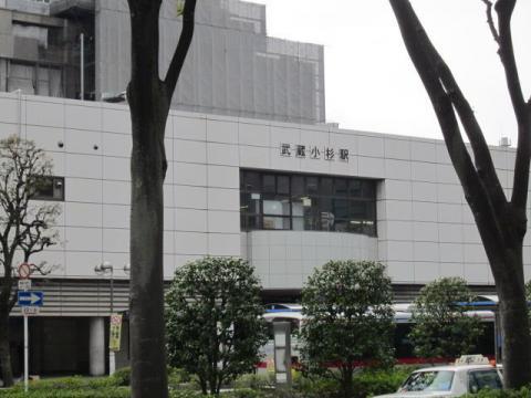 lw21武蔵小杉駅