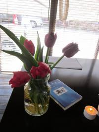花結びテーブル