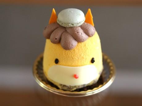 ぐんまちゃん ケーキ グンマー 群馬の野望
