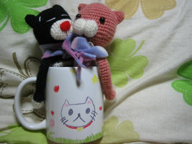 マグカップです♪
