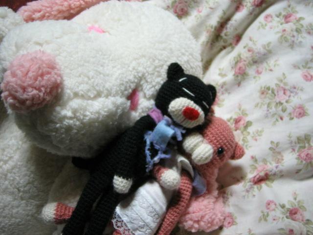 でっかいスヌーピーの抱き枕