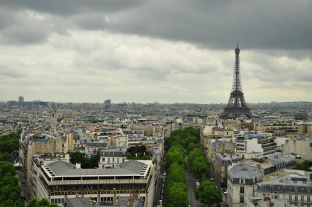 パリ1日目・12