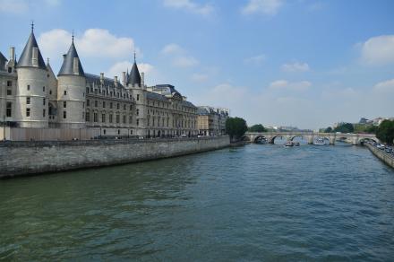 パリ観光3日目・1