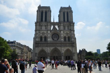 パリ観光3日目・2