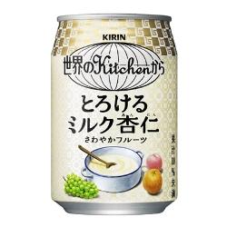とろけるミルク杏仁