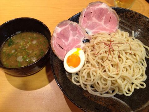鶴武者 つけ麺