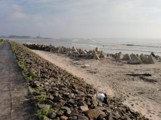 2013年08月04日 荒浜1