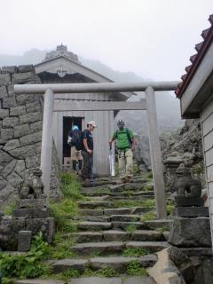 2013年08月12日 鳥海山神社2