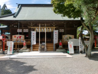 2013年09月01日 愛宕神社・社殿