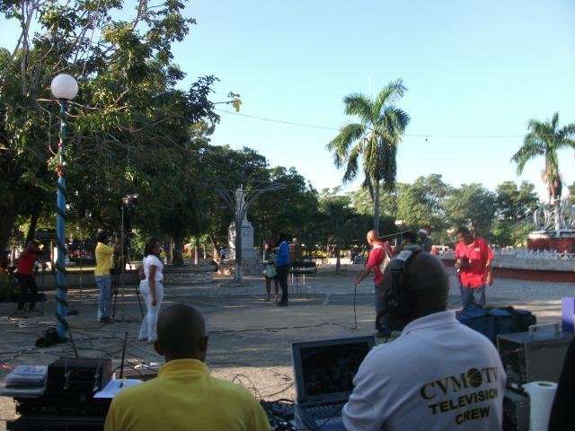 ジャマイカのテレビ朝番組