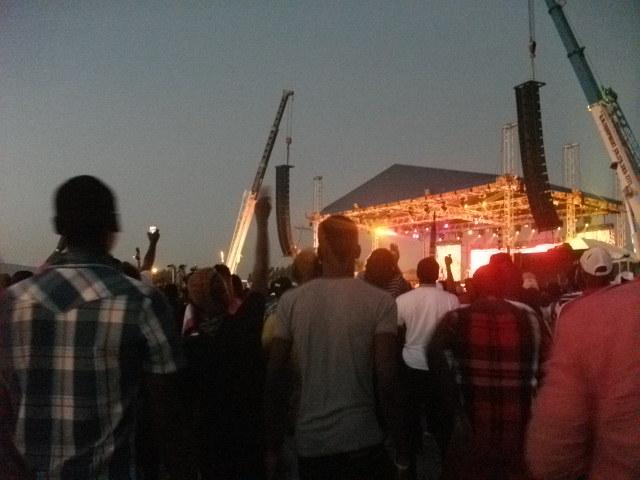 Sting Jamaica 2012