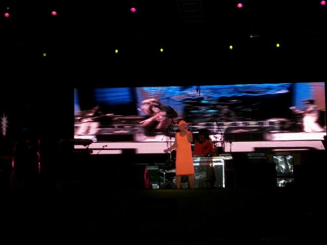 Rankin Pumpkin @Sting 2012