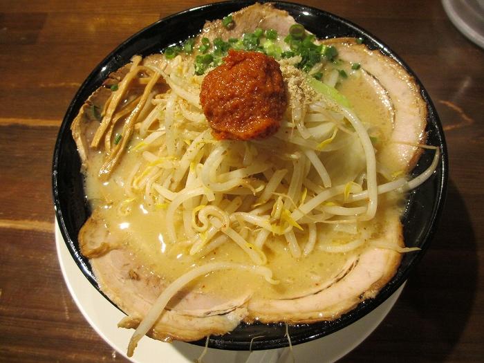 吉風フレスポ赤道 味噌チャーシュー