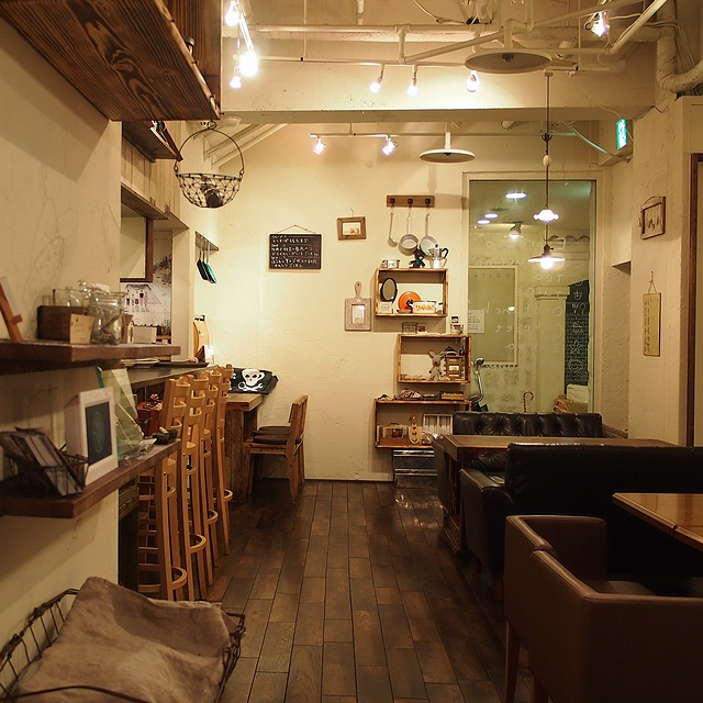 cafe one017