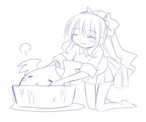 ラブラブ入浴