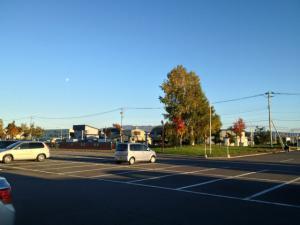ペペル駐車場