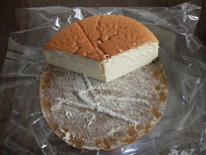 retyのマターリ犬バカな日々-チーズケーキ