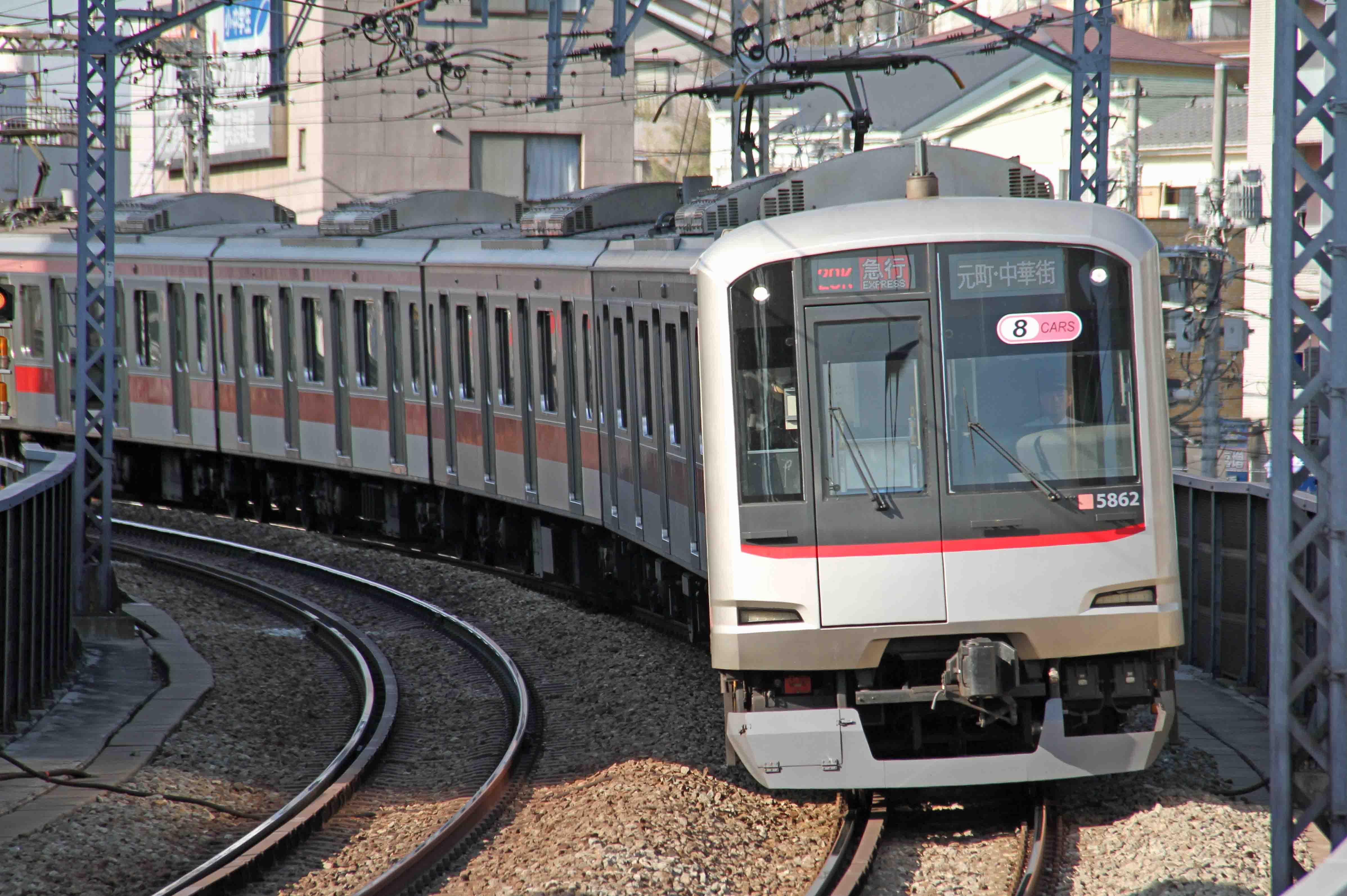 東急東横線5050系電車New01