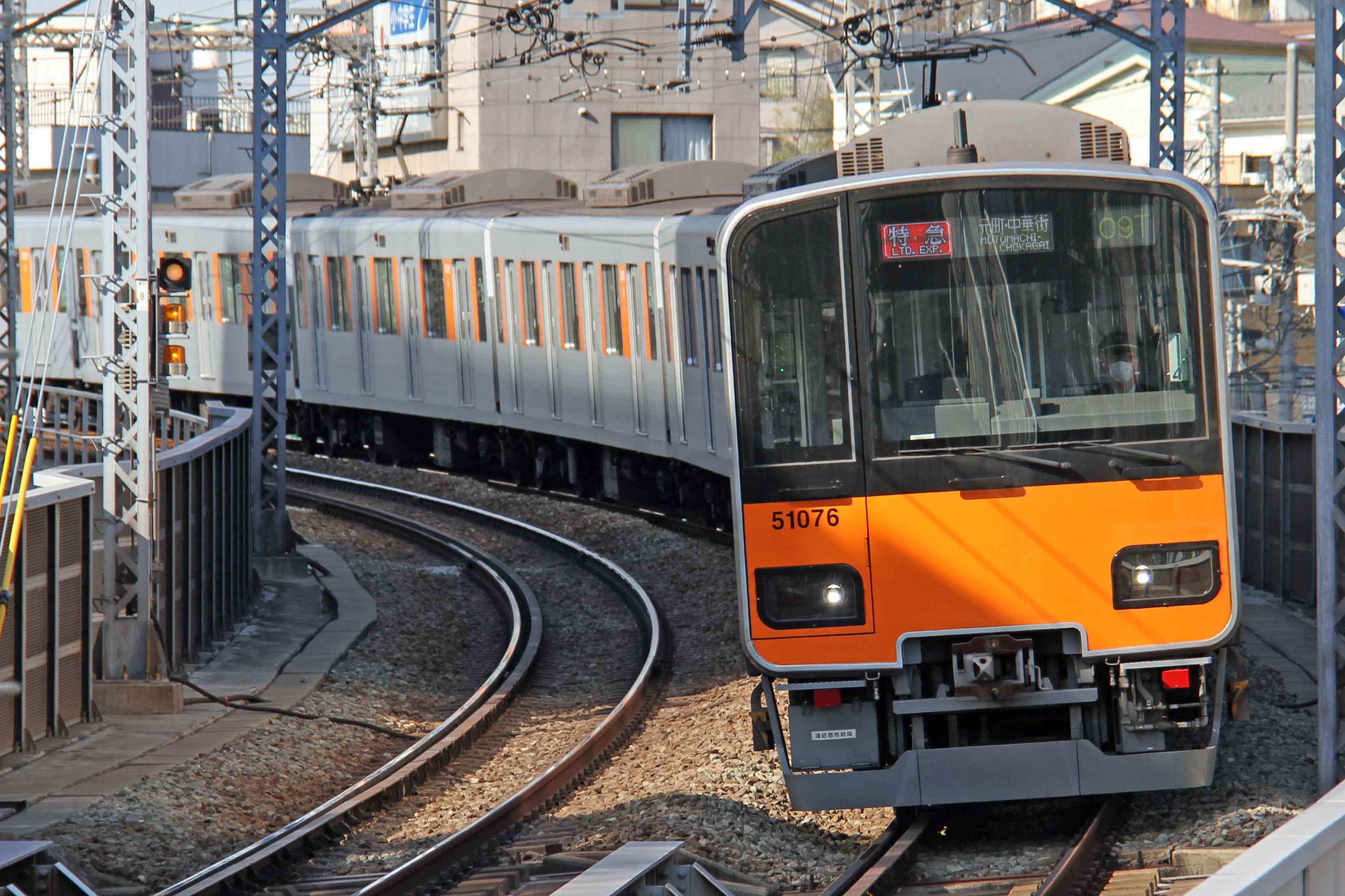 東武鉄道50000系電車01